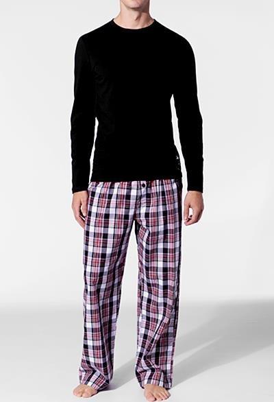 Pijama Hombre Calvin Klein Pantalón Tela U1197A-SDK Negro