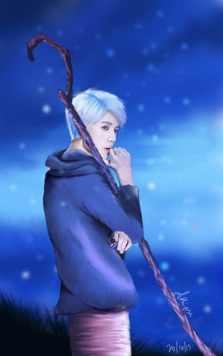 EXO fanart Sehun [Jack Frost]