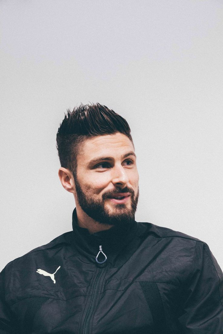 Olivier Giroud beard