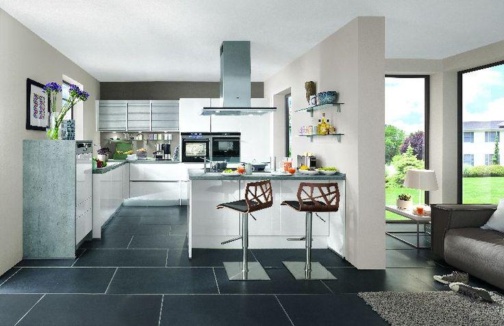 Produkt firmy Atrii – rewelacyjna aranżacja kuchni na przestrzeni 11.5 m2.