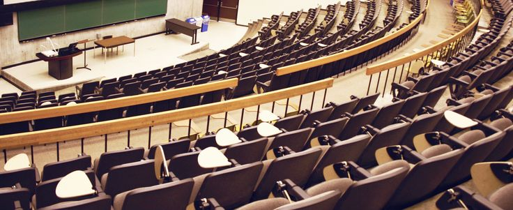 Lecture Theater Seating
