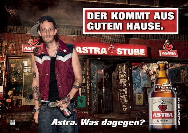 Astra Facebook Kampagne