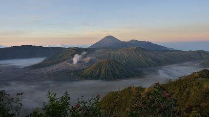 Java, Malang - Gn. Pananjakan - Google Maps