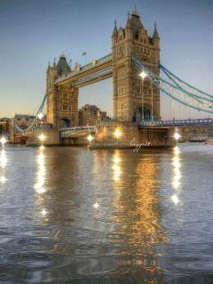 Лондон(Тауэрский мост)