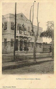 #Mersin Hükümet Konağı Uray caddesi.. 1910-20 ler
