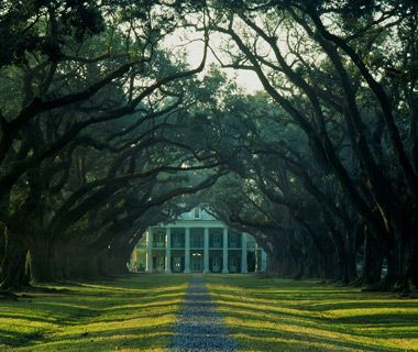 Oak Alley Plantation, New Orleans- gorgeous plantation!