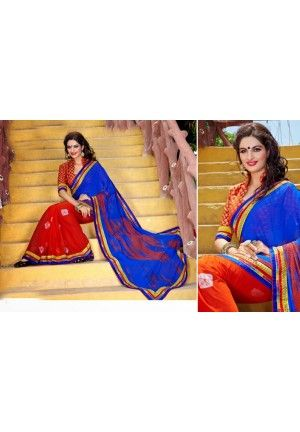 Georgette Lehriya Saree Georgette Lehriya Saree Product Code: FHLASANG1271 Availability:In Stock Price: Rs.1,866