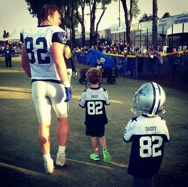 Jason Witten and boys                                                                                                                                                                                 More