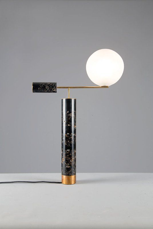 Flora collection by marcin rusak table lamp lighting