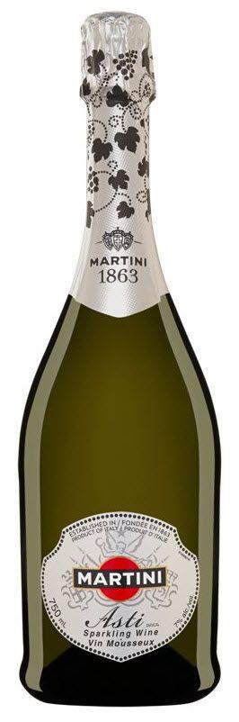 Le Martini & Rossi Asti: #vin_mousseux délicieux et abordable! Vous ferez des heureux à Noël! #Noel (15,95$)