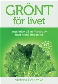 http://www.adlibris.com/se/product.aspx?isbn=9197992615   Titel: Grönt för livet : inspiration till ett friskare liv med gröna smoothies - Författare: Victoria Boutenko - ISBN: 9197992615 - Pris: 178 kr