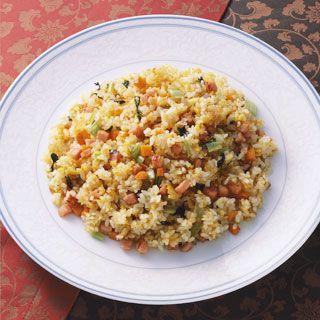 タアサイ | 野菜ソムリエのベジフルレシピ | 特集・栄養士コラム|料理 ... タアサイのチャーハン