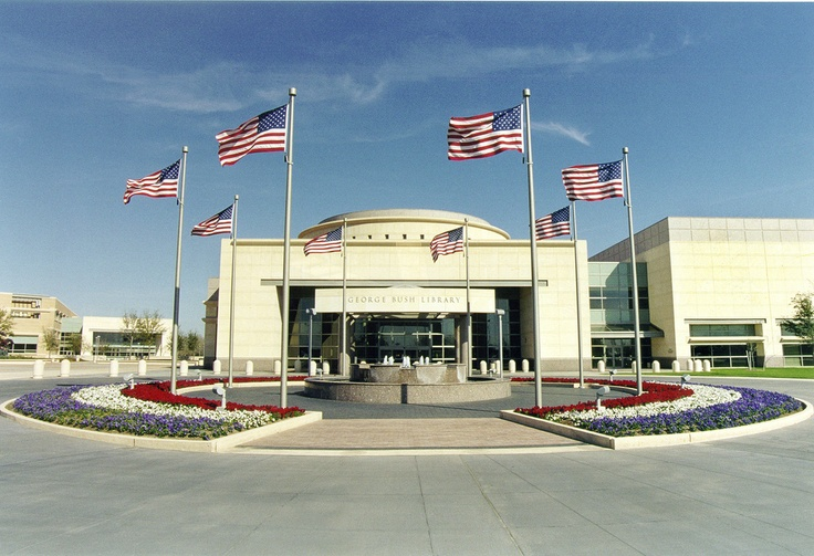 George Bush Library - College Station, TX