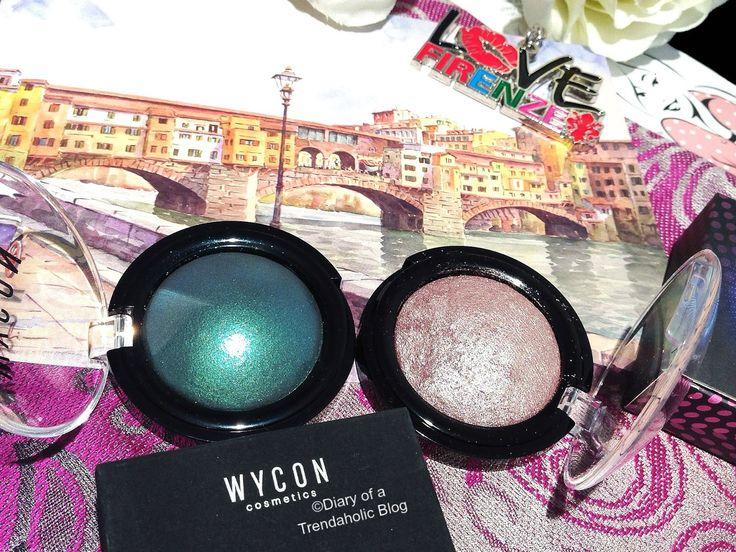 Wycon Cosmetics Review: Italian Makeup Haul