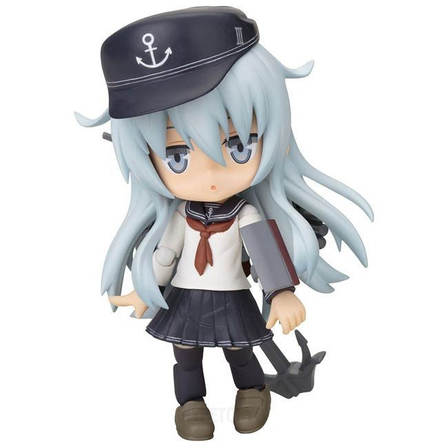 Kantai Collection 'Kancolle' CU-POCHE (ACTION FIGURE) : Hibiki [PRE-OR –…
