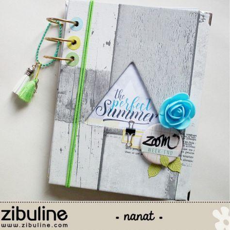 Mini album « The perfect Summer » Nanat – L'univers de Zibuline
