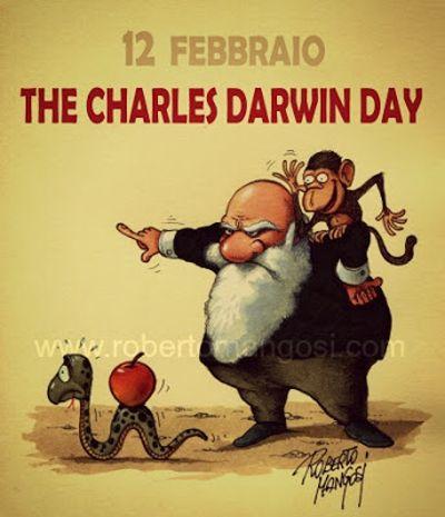 L' origine del Darwinismo...