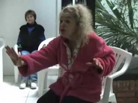 ▶ Etka Anyó keringésfokozó gyakorlata - YouTube
