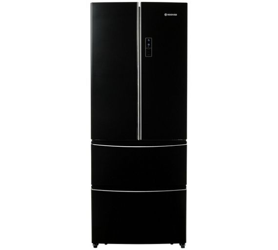 Buy Hoover HMN7182B American Style Frost Free Fridge Freezer at Argos.co.uk, visit Argos.co.uk to shop online for Fridge freezers, Large kitchen appliances, Home and garden
