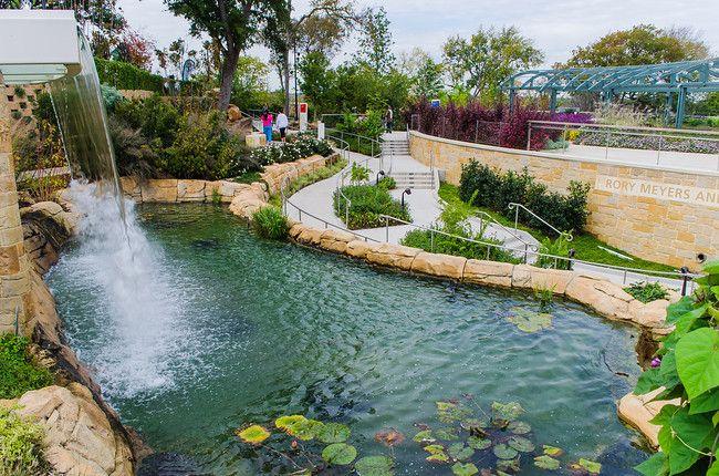 The Rory Meyers Children S Adventure Garden The Dallas Arboretum Garden Dallas Picture