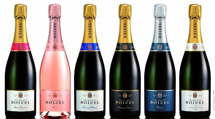 New Boizel labels #Champagne