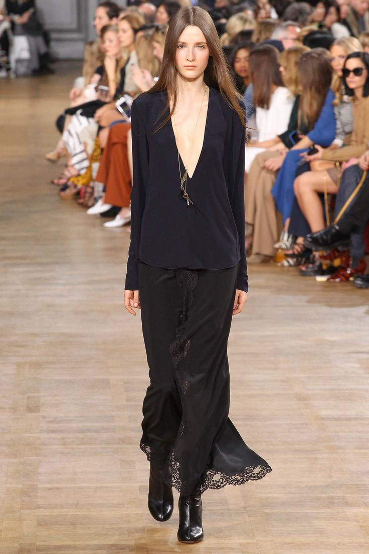 Chloé - Fall 2015 Ready-to-Wear - Look 16 of 45