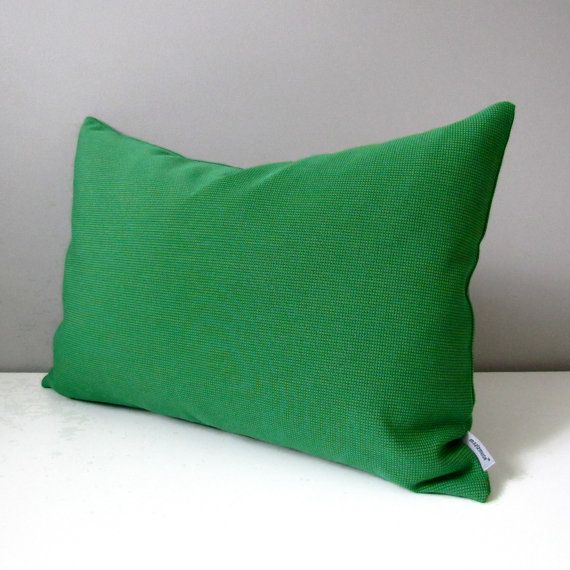 emerald green pillow cover decorative outdoor pillow by mazizmuse