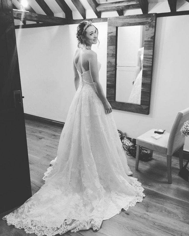 Ciara in her Mori Lee gown!