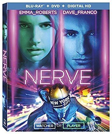 Emma Roberts & Dave Franco & Henry Joost & Ariel Schulman -Nerve