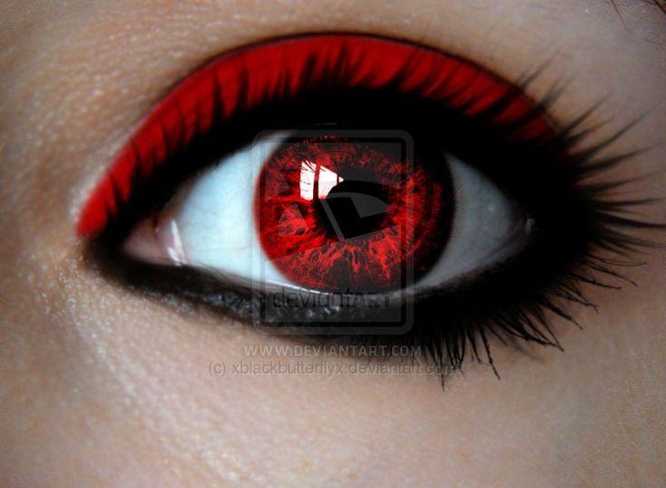 ojo con el ojo rojo