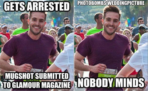 Sorry, Ladies! 'Ridiculously Photogenic Guy' Zeddie Little Is Off ...