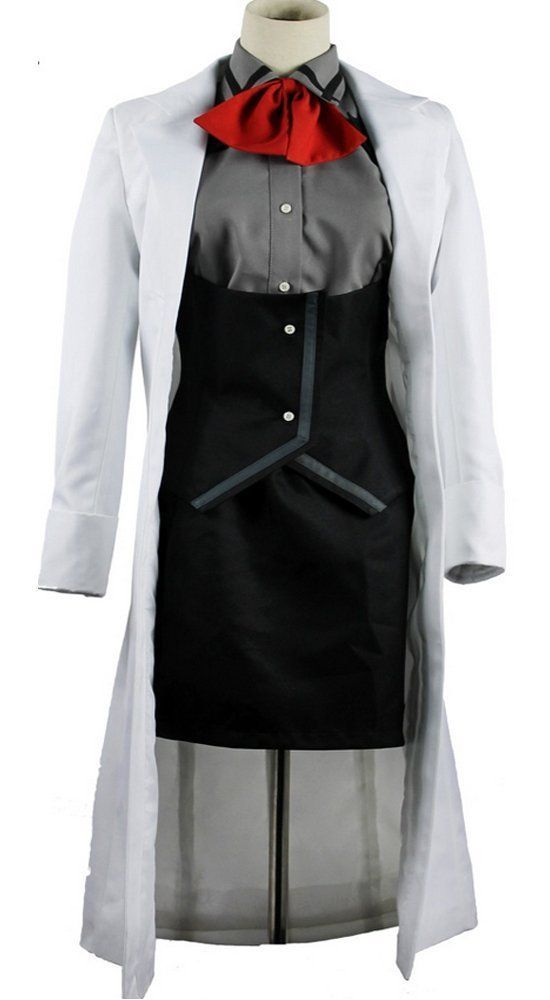 Leecos Unbreakable Machine-doll Kimberley Cosplay Costume-made -- Continue to the product at the image link.