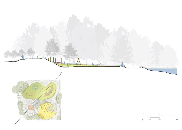 Gallery of Mountain Lake Park Playground / Bohlin Cywinski Jackson - 15