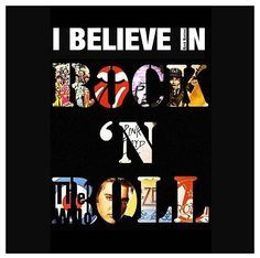 The music I listen to is classic rock. Like AC/DC, Warrant, Aerosmith, etc.. also Elvis *-* Elvis is life <3