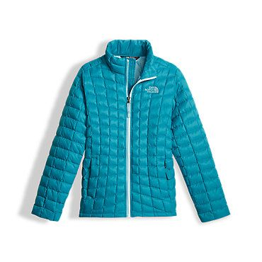 The North Face Girls' Thermoball Full Zip Jacket: Kids
