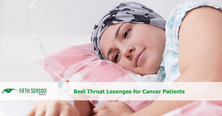Best Throat Lozenges for Cancer Patients