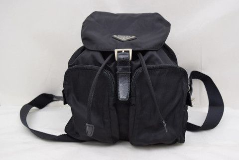 Vintage Prada Canvas Backpack | Just In | Pinterest | Canvas ...