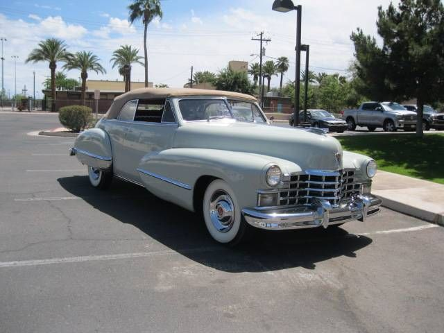 285 best cadillac images on pinterest vintage cars old school 1947 cadillac 62 convertible car partscars for salemotor carcadillacmuscle sciox Images