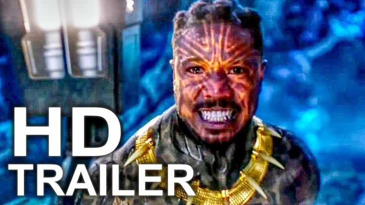 BLACK PANTHER (2018) | Full Movie Trailer in Full HD | 1080p