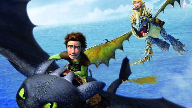 GRATUIT ~ How to Train Your Dragon 2 Streaming Film COMPLET new 2014