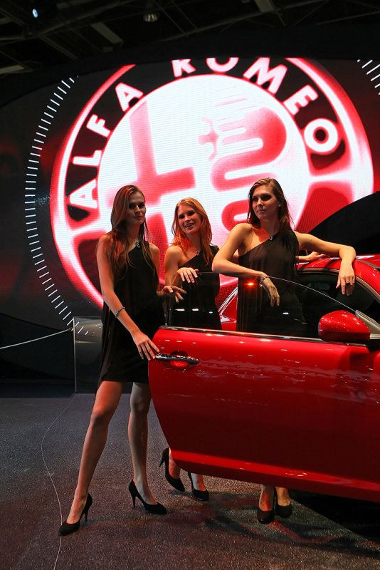 Women & Alfas - Page 76 - Alfa Romeo Bulletin Board & Forums