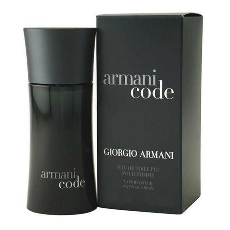 Giorgio Armani - Armani Black Code