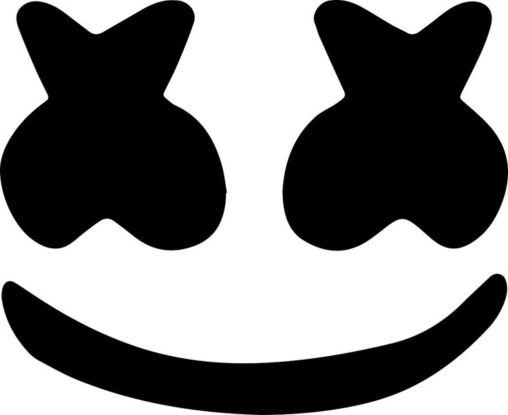 Marshmello Logo image | Vector logo, Framed art prints ...