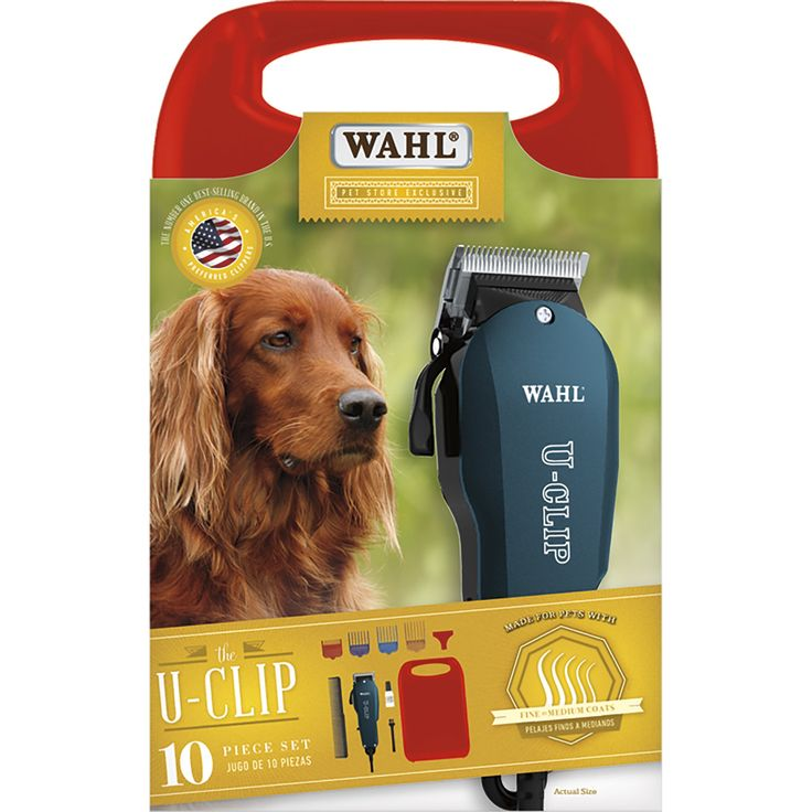 Wahl U Clip Pet Clipper Kit Petco In 2020 Hair Clippers Grooming Kit Dog Grooming Supplies