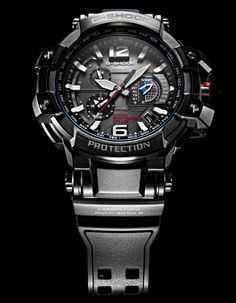 Baselworld 2014: Casio Unveils New G-Shock with GPS Technology