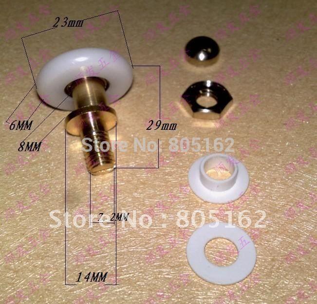 Shower door roller,glass door roller(XYHL-044)
