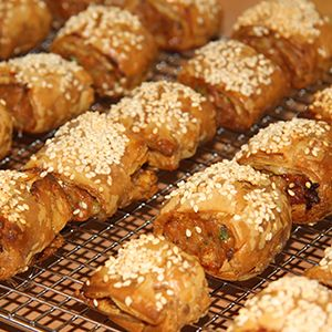 Gluten Free Sausage Rolls Recipe - Gluten Is The Devil