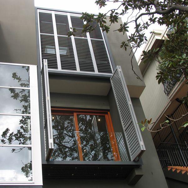 100 best images about stunning shutters on pinterest - Aluminum window shutters exterior ...