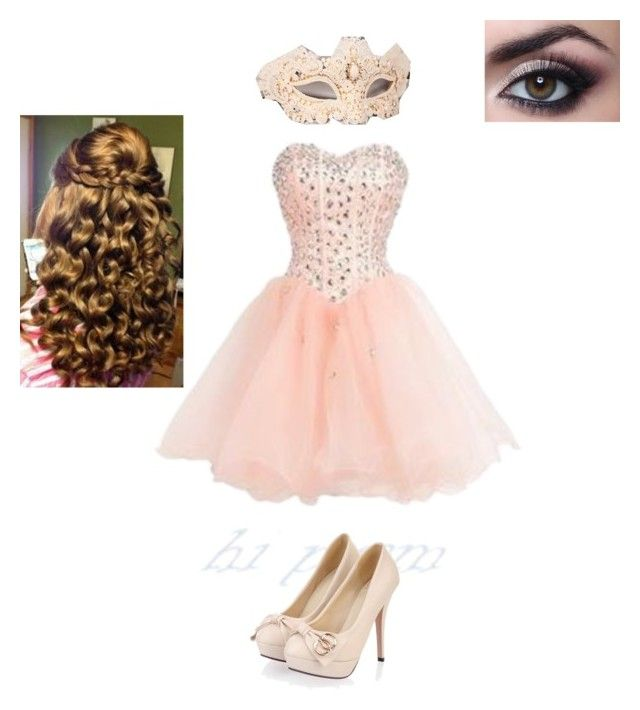 """""""masquerade outfit"""" by jadinaprice on Polyvore featuring Masquerade"""