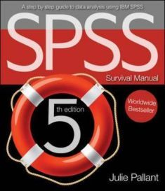 For both beginners and experienced users in psychology, sociology, health sciences, medicine, education, business and related disciplines, the SPSS Survival Manualis an essential text. Illustrated with screen grabs, examples of output and tips, it is supported by a website with sample data and guidelines on report writing.